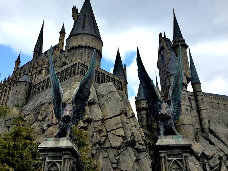 ウィザーディング・ワールド・オブ・ハリー・ポッターへの入場方法