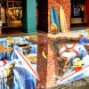 ミニオンたちと写真撮影が楽しめる☆ユニバーサルシティのトリックアート