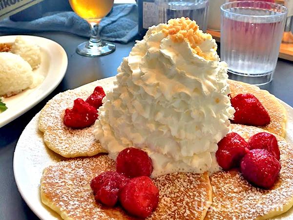 USJの近くでパンケーキが食べられる『Eggs 'n Things ザ パーク フロント ホテル店』