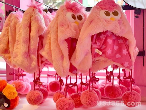 パステルピンクがかわいい☆モッピーのあったか素材のファッショングッズ