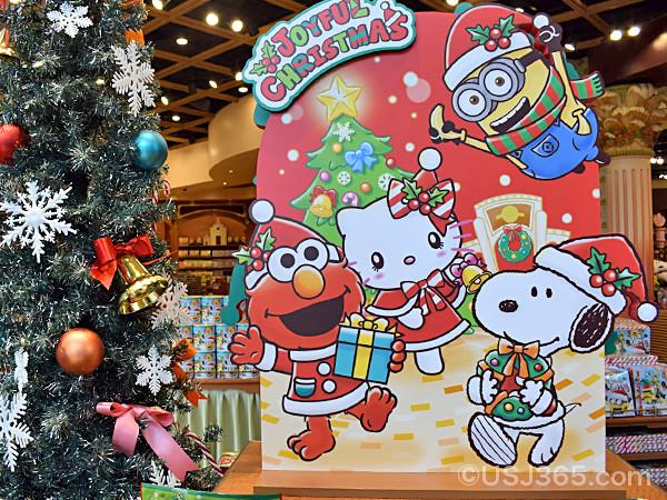 【USJクリスマス】ミニオンなど人気キャラが大集合!「ジョイフル・クリスマス」お土産グッズ