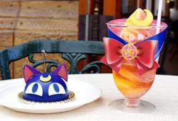 【USJ】セーラームーンのオリジナルフード登場☆ケーキやドリンクなど!全メニューまとめ