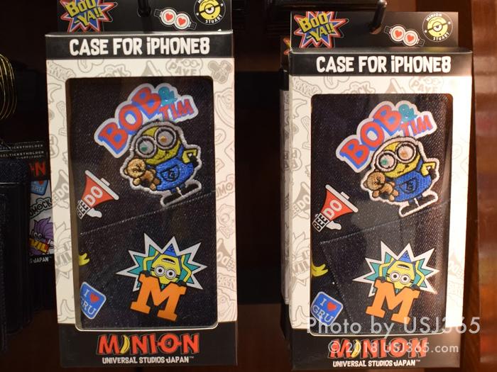 ミニオン iPhone8用ケース