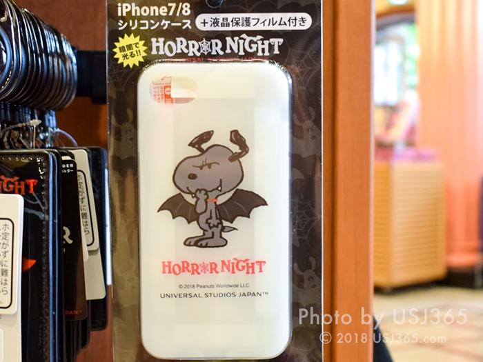 スヌーピー iPhoneシリコンケース