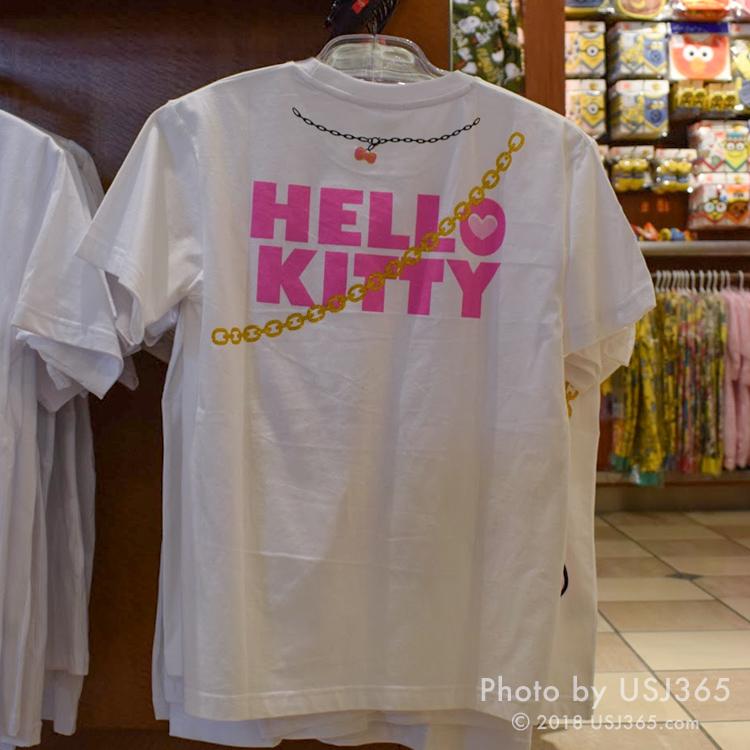 ハローキティ Tシャツ(背面)