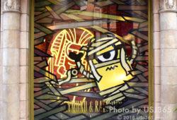 ミニオンがモンスターに!『ユニバーサル・スタジオ・ストア』のハロウィーン・デコレーション