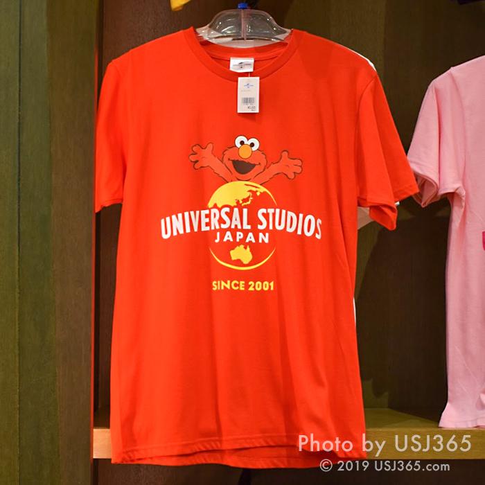 エルモ USJ Tシャツ