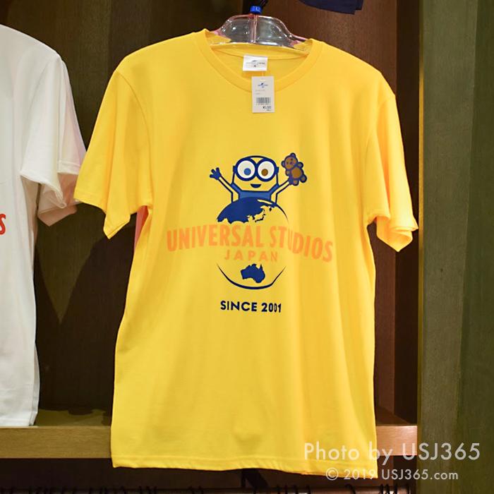 ミニオン USJ Tシャツ