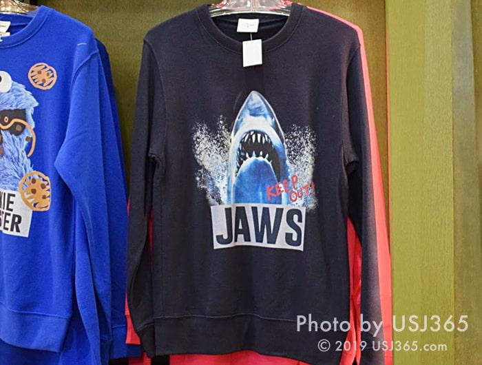 ジョーズ トレーナー(サメ)