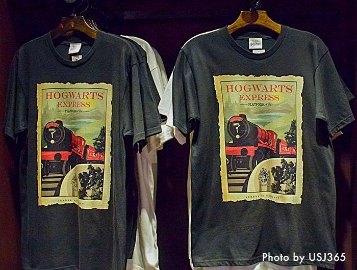 ハリーポッター ホグワーツ特急 Tシャツ