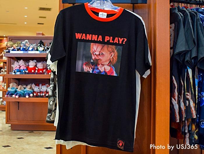 チャッキー Tシャツ