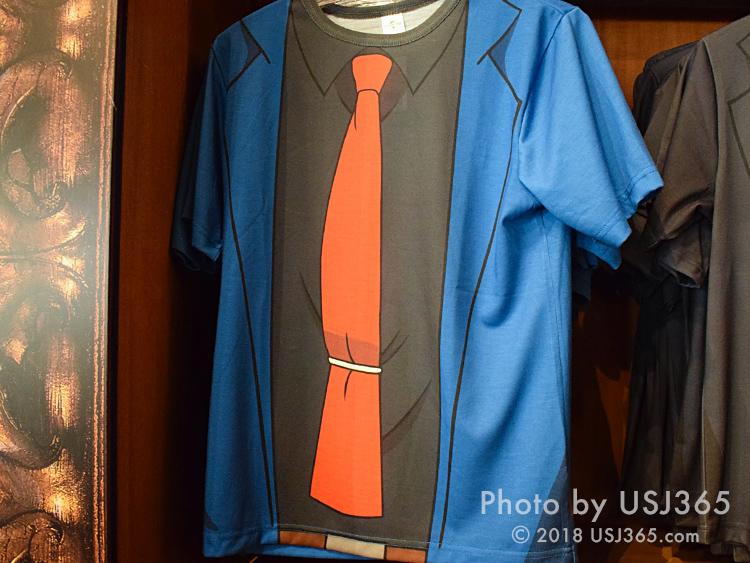 なりきりTシャツ(ルパン三世)