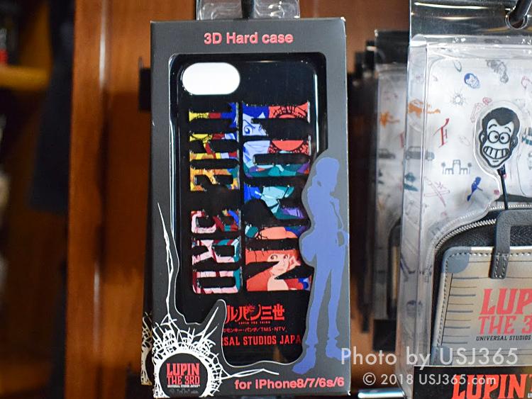 iPhoneケース(ルパン三世)