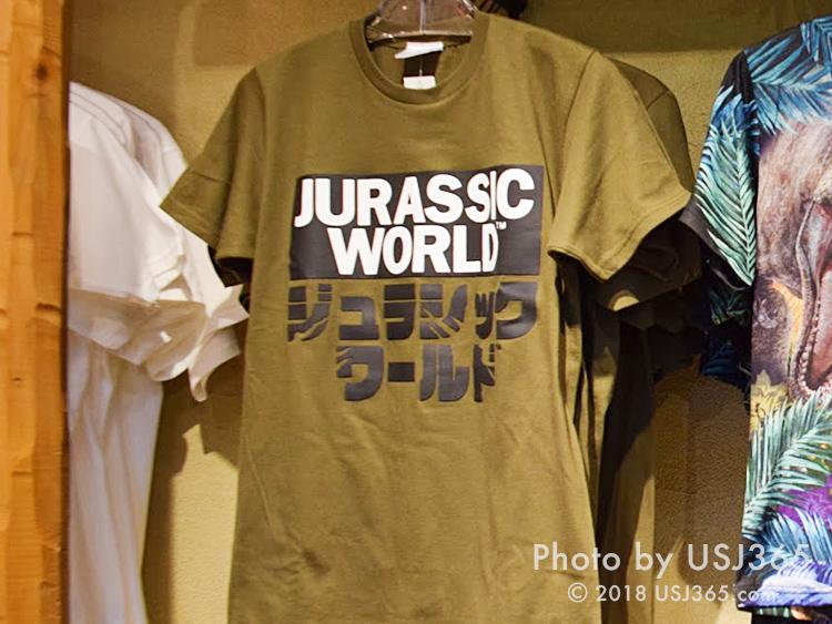 Tシャツ(ジュラシックワールド)