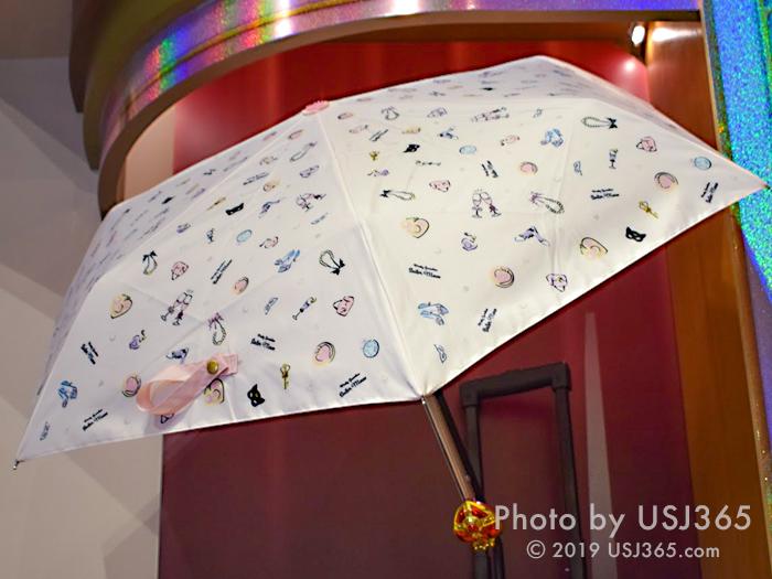 セーラームーン 折りたたみ傘