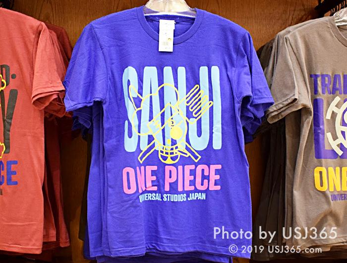 ワンピース Tシャツ(サンジ)