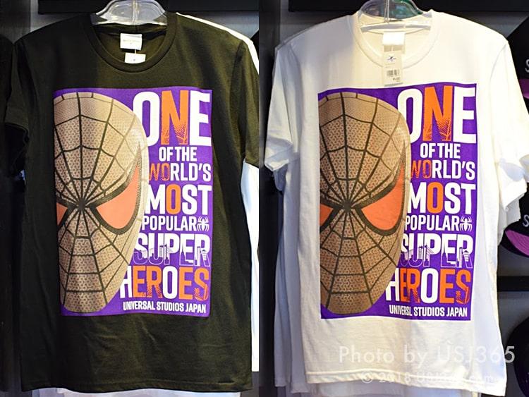 スパイダーマン Tシャツ(REAL GOOD)