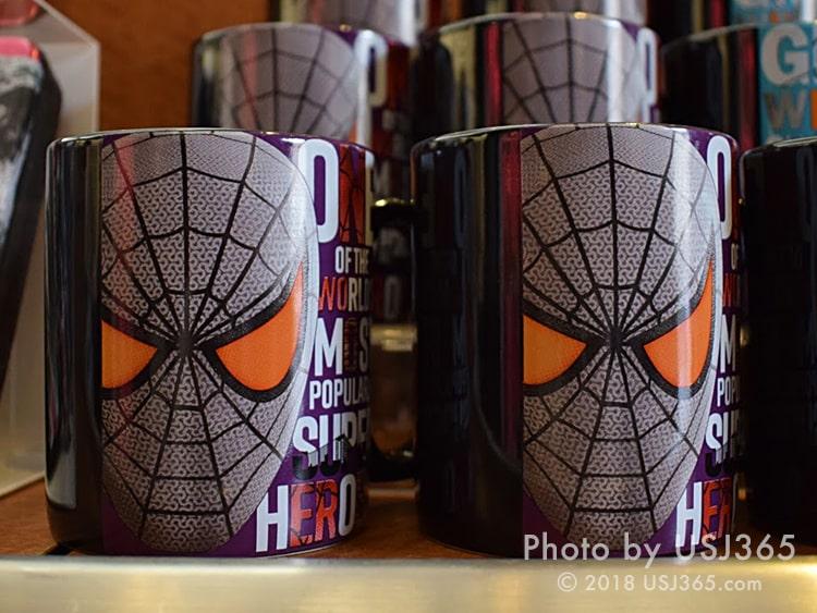 スパイダーマン マグカップ(REAL GOOD)