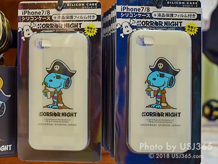 スヌーピー iPhone7/8 シリコンケース