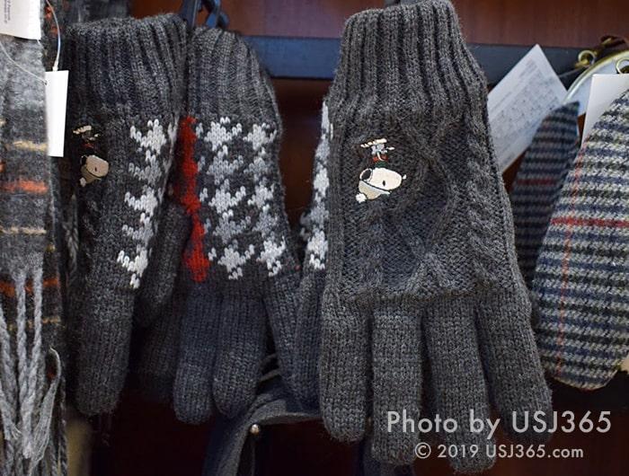 スヌーピー 手袋(2019年秋冬)