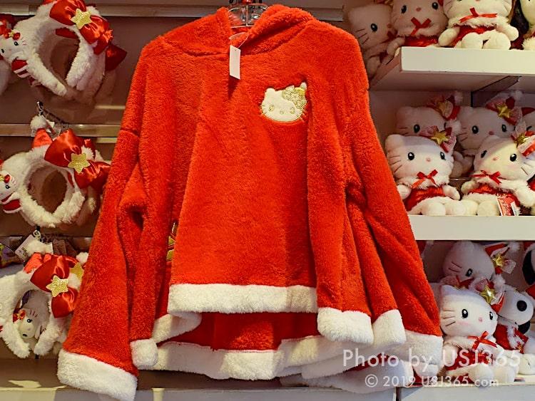 ハローキティ ケープ(クリスマス)