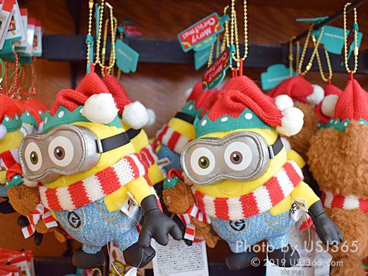 ボブ ぬいぐるみキーチェーン(クリスマス)