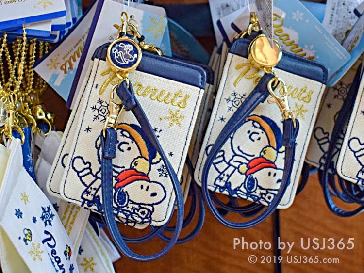 スヌーピー チケットホルダー(クリスマス)