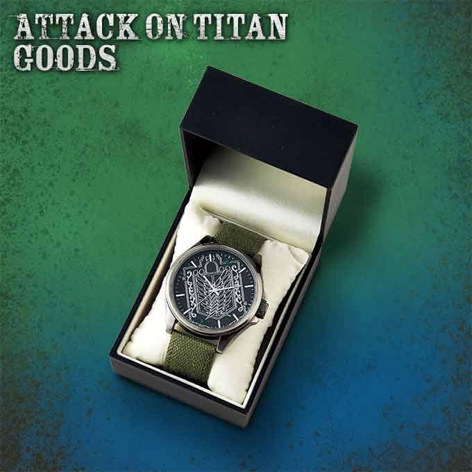 腕時計(進撃の巨人)
