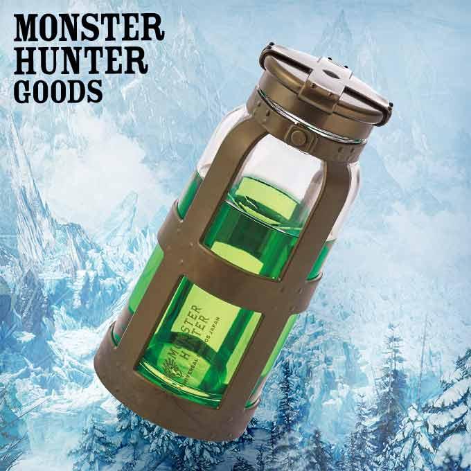 回復薬ボトル(モンスターハンターワールド)