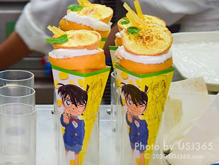 コナンクレープ 〜想い出のレモンパイ〜