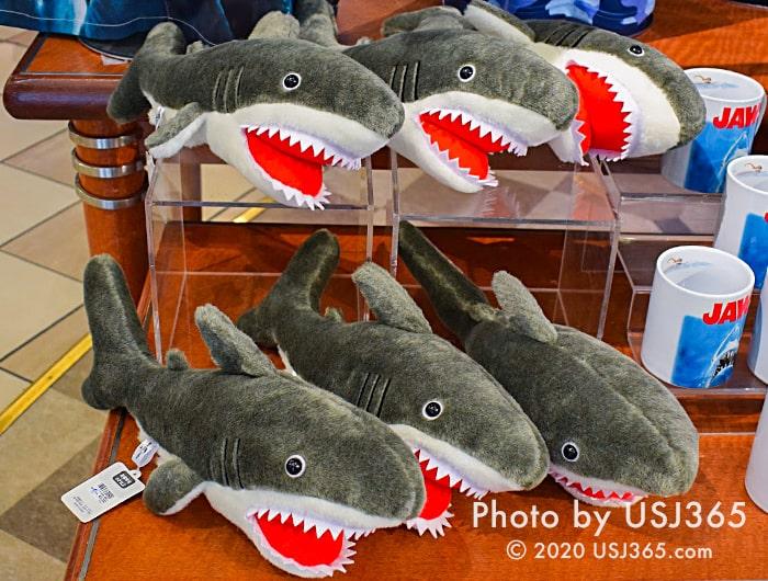 JAWS(サメ)ぬいぐるみ
