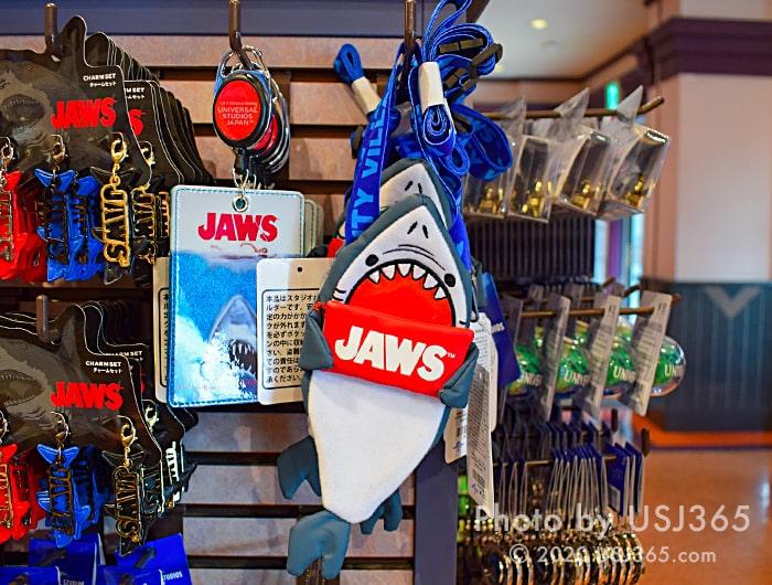 JAWS(サメ) チケットホルダー