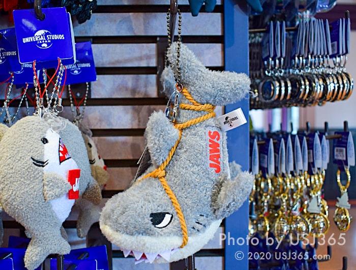 JAWS(サメ) ぬいぐるみキーチェーン