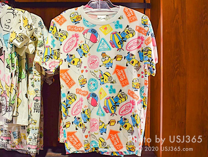 ミニオン Tシャツ