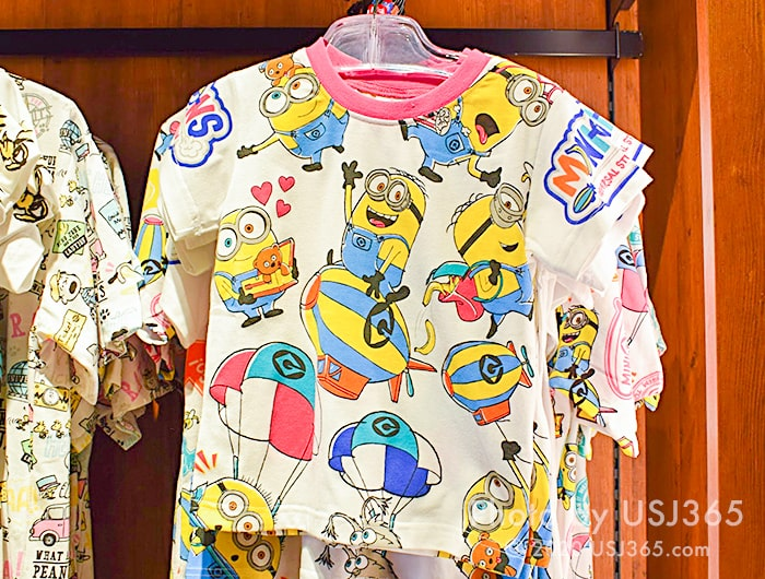 ミニオン Tシャツ(キッズ用)