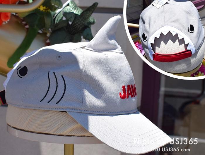 ジョーズ(サメ) キャップ
