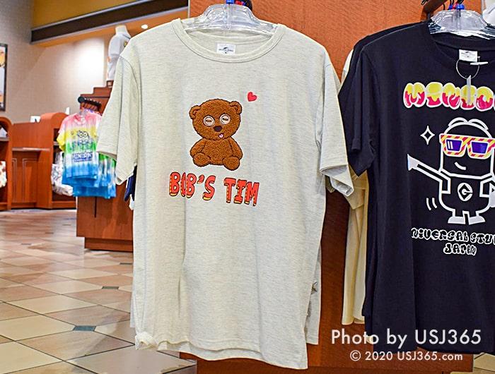 ティム Tシャツ(BOB'S TIM)