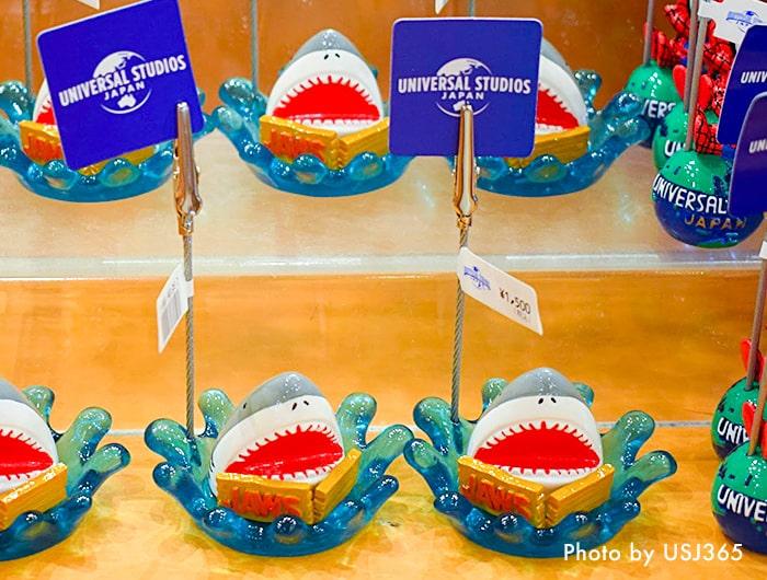 JAWS(サメ)メモスタンド