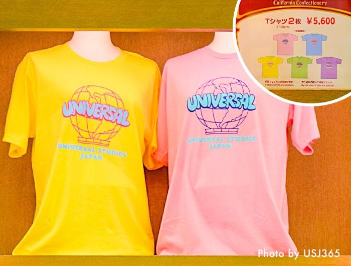 UNIVERSAL Tシャツ