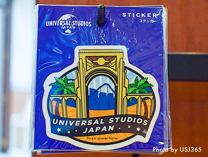 ステッカー UNIVERSAL STUDIOS JAPAN