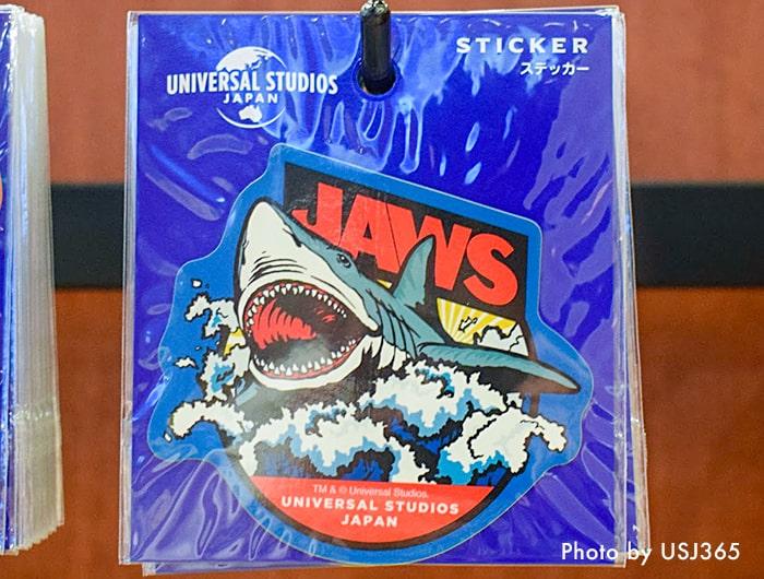 ステッカー ジョーズ(JAWS)