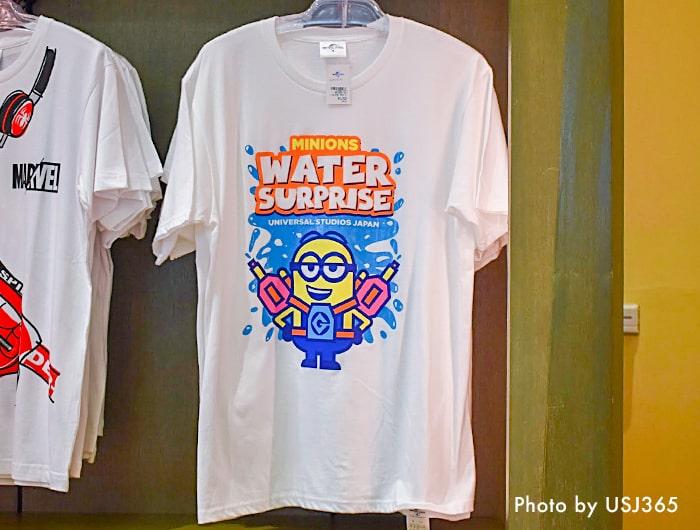 ミニオン(WATER SURPRISE) Tシャツ