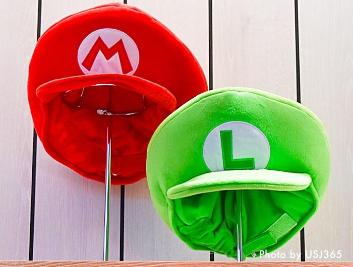マリオ 帽子