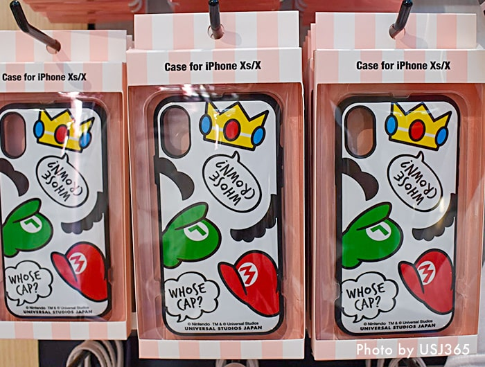 「WHOSE CAP?」 iPhoneXs/X ケース