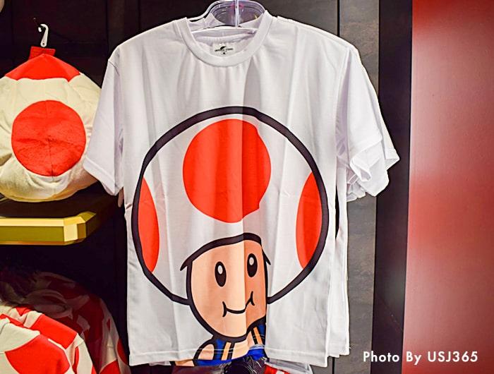 Tシャツ キノピオ