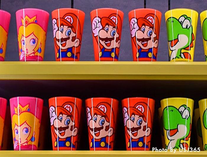 プラスチックタンブラー マリオ