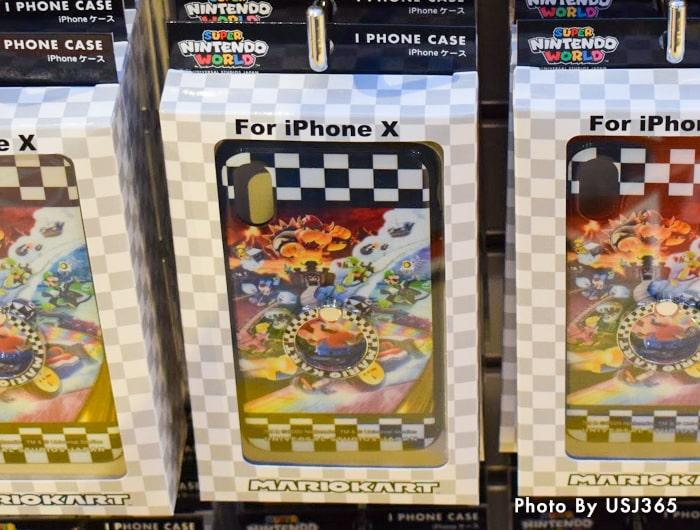 iPhoneケース マリオカート
