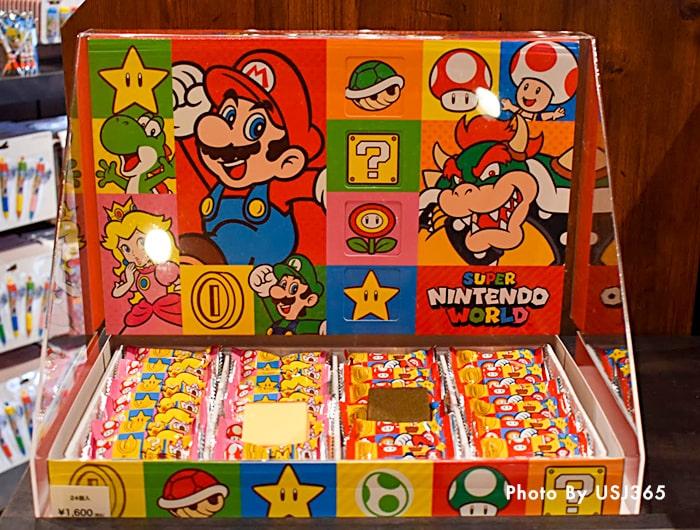 スーパーマリオ カットケーキ(24個)
