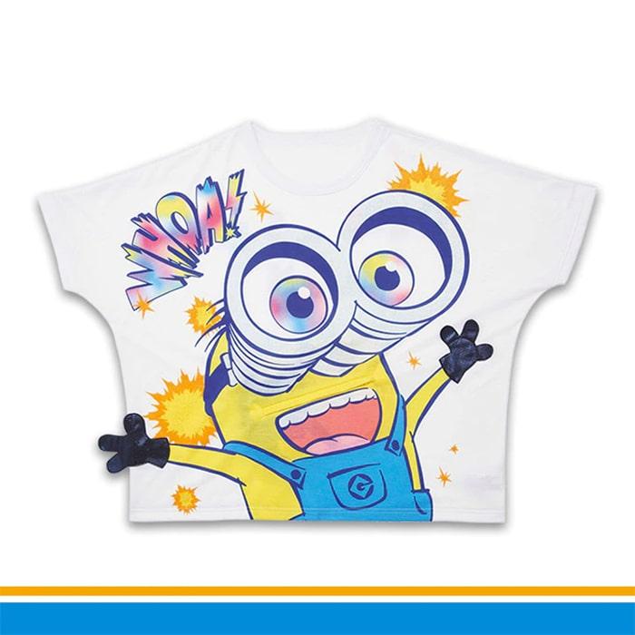 ミニオンのTシャツ(20周年)