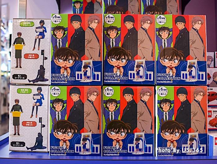 名探偵コナン フィギュアコレクション(外箱)